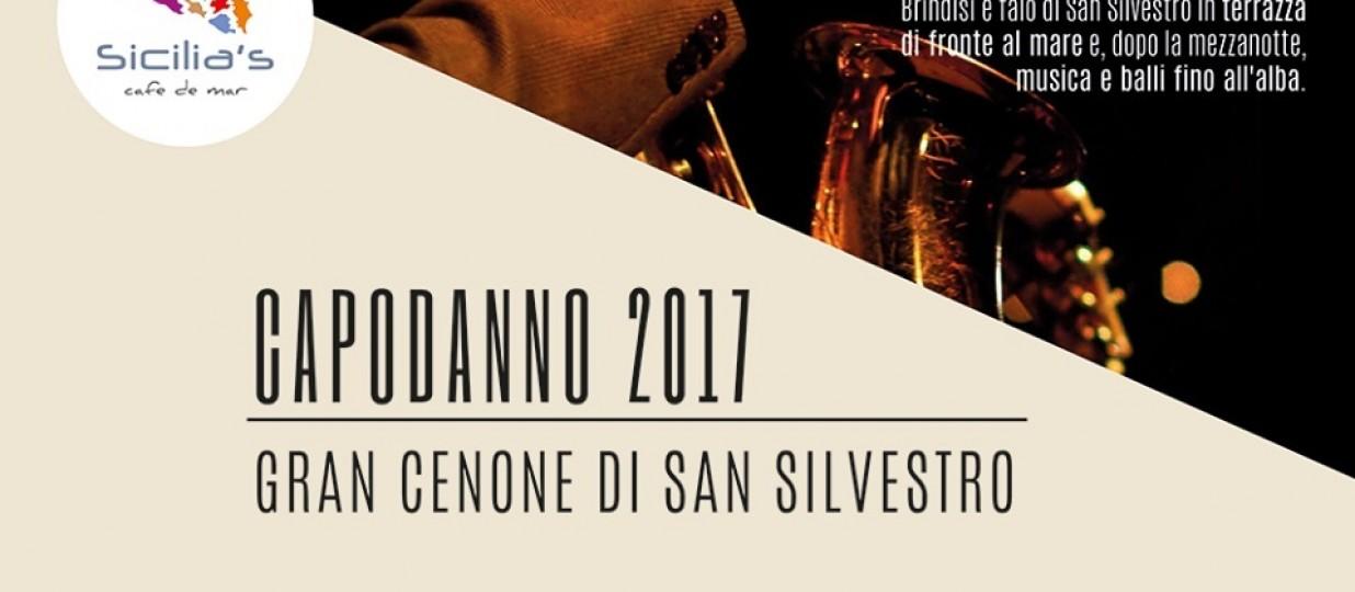Capodanno 2017 – Gran Cenone di San Silvestro