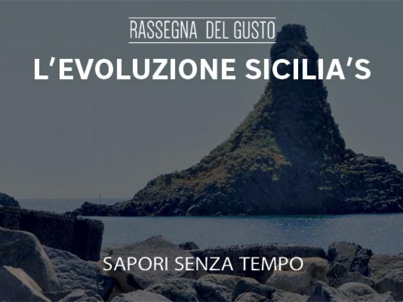 Rassegna del Gusto – L'Evoluzione Sicilia's