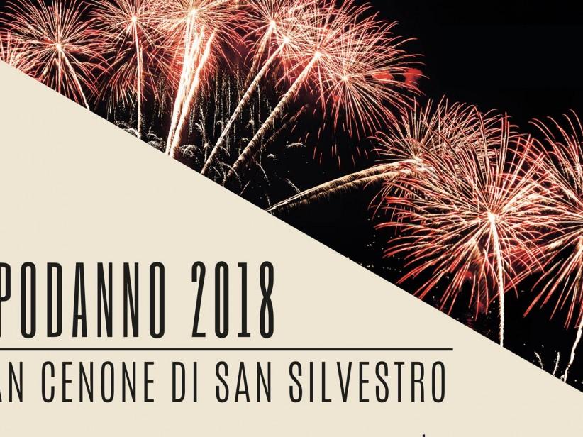 Capodanno 2018 – Gran Cenone di San Silvestro