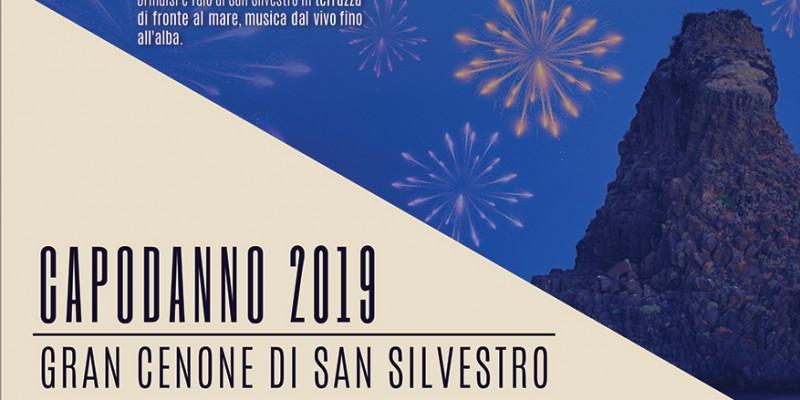 Capodanno 2019 – Gran Cenone di San Silvestro